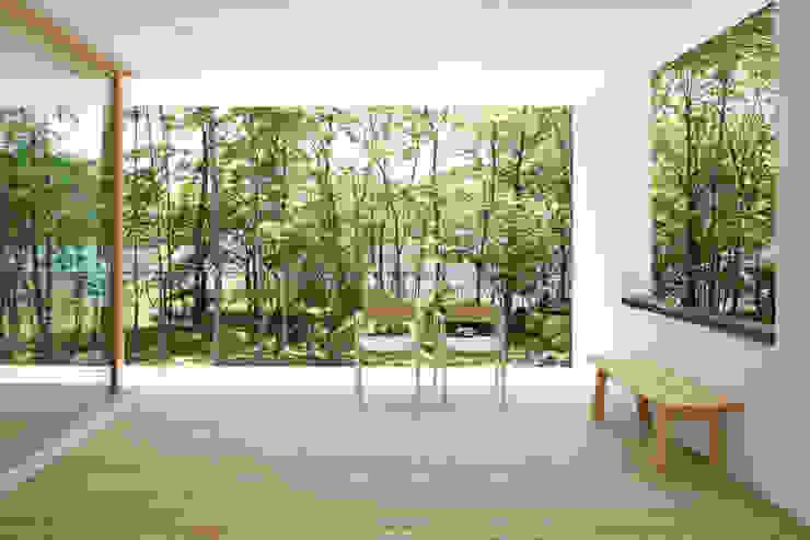 atelier137 ARCHITECTURAL DESIGN OFFICE Anexos de estilo escandinavo