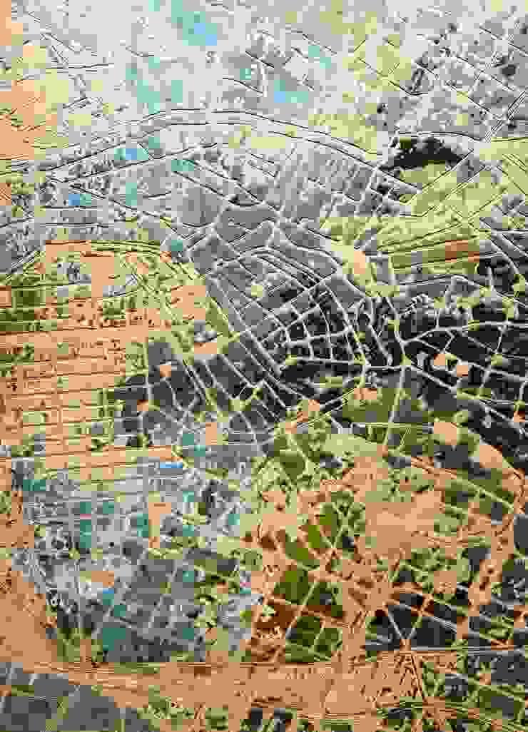 STREETS OF BERLIN: modern  von MARKUS HILZINGER,Modern