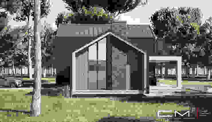 CM² Mimarlık ve Tasarım Stüdyosu Maisons préfabriquées