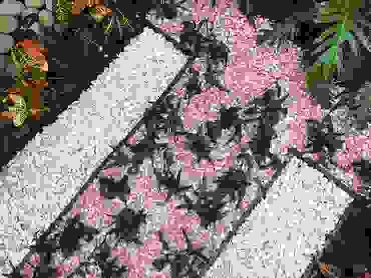 SCH2laap arquitectura + paisajismo Rock Garden Stone Pink