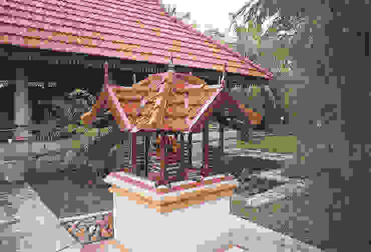 Exterior Details Benny Kuriakose Asian style houses