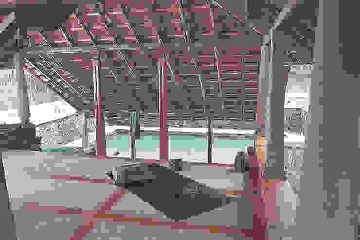 Pond Benny Kuriakose Asian style pool