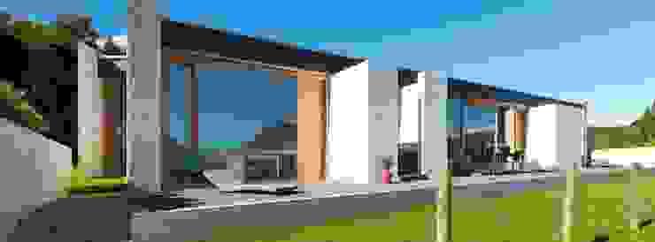 Construcción de Casas Llave en Mano de Casas Altair Mediterráneo Concreto