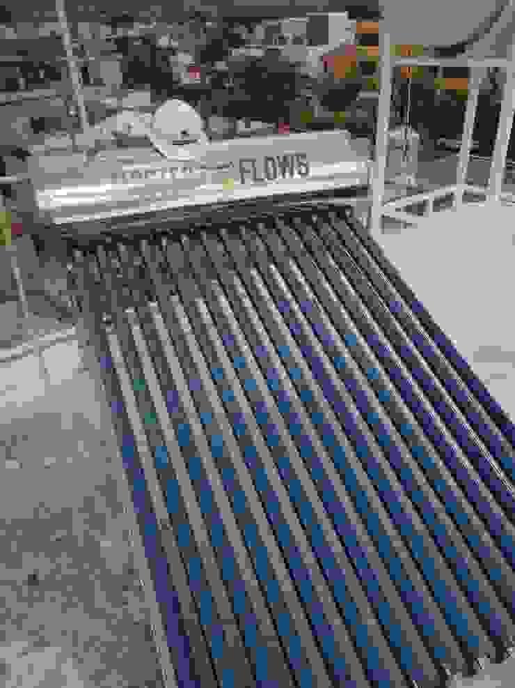 DOSIMEX, servicios de Ingeniería CasaArtigos para a casa Alumínio/Zinco Metalizado/Prateado