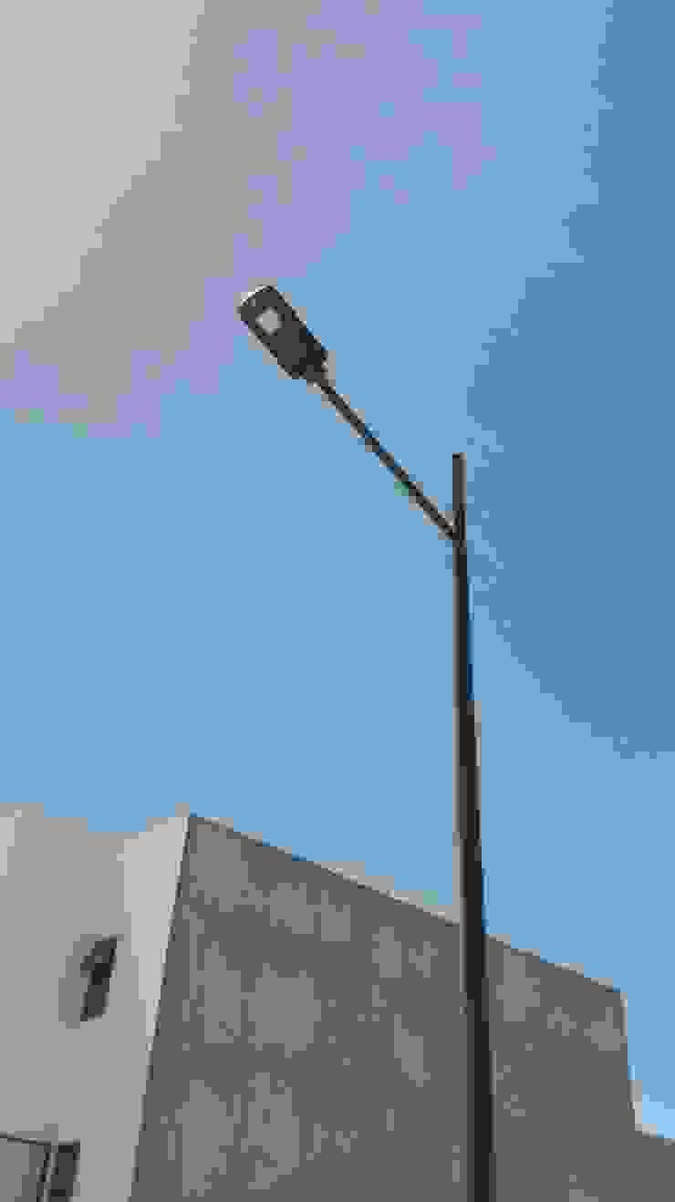 DOSIMEX, servicios de Ingeniería Garden Lighting Metal Grey