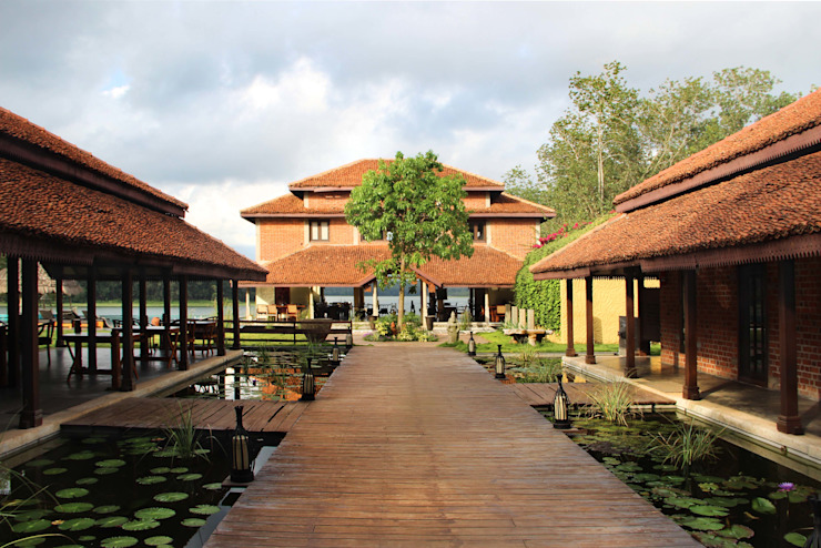 Restaurant Benny Kuriakose Asian style hotels
