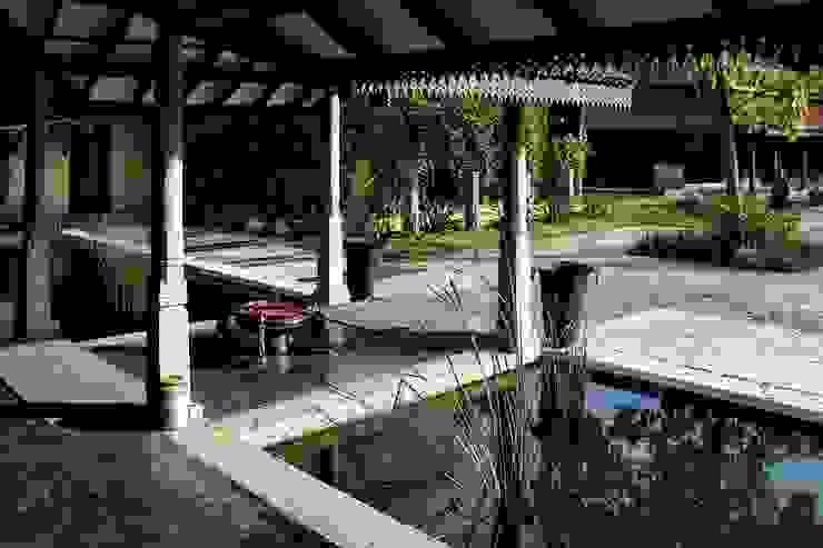 Pond Benny Kuriakose Asian style bars & clubs