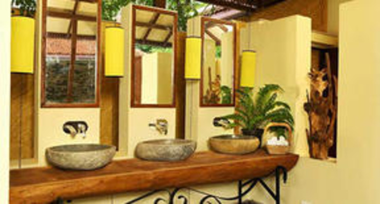 Bathroom Benny Kuriakose Asian style hotels