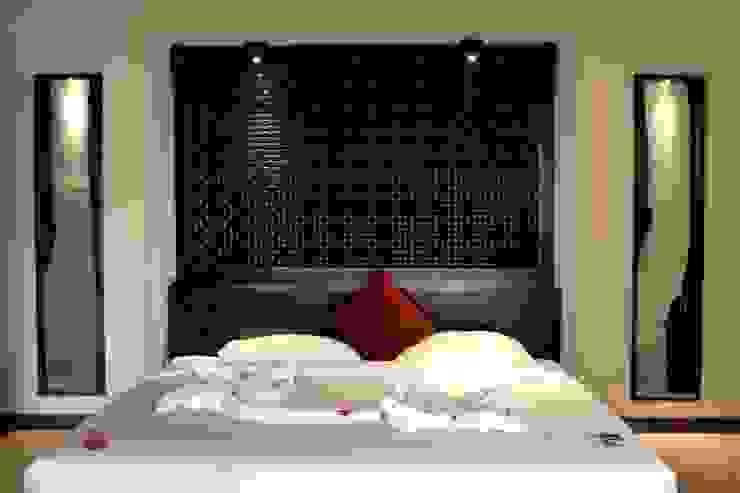 Bedroom Benny Kuriakose Asian style hotels