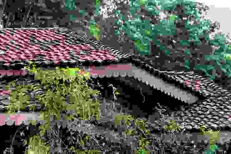 Roof Benny Kuriakose Asian style hotels