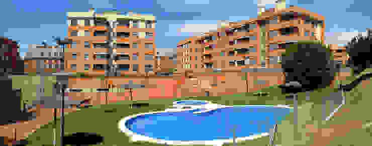 ZONA COMUNITÀRIA - FASE 3 de FARRIOL i COL.LABORADORS arquitectes Moderno