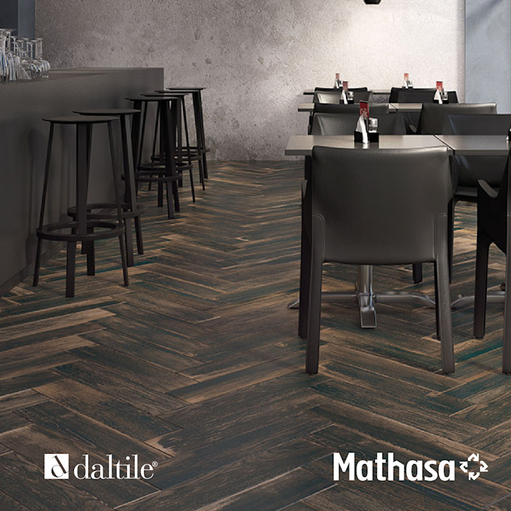 Mathasa Office spaces & stores Pottery Wood effect
