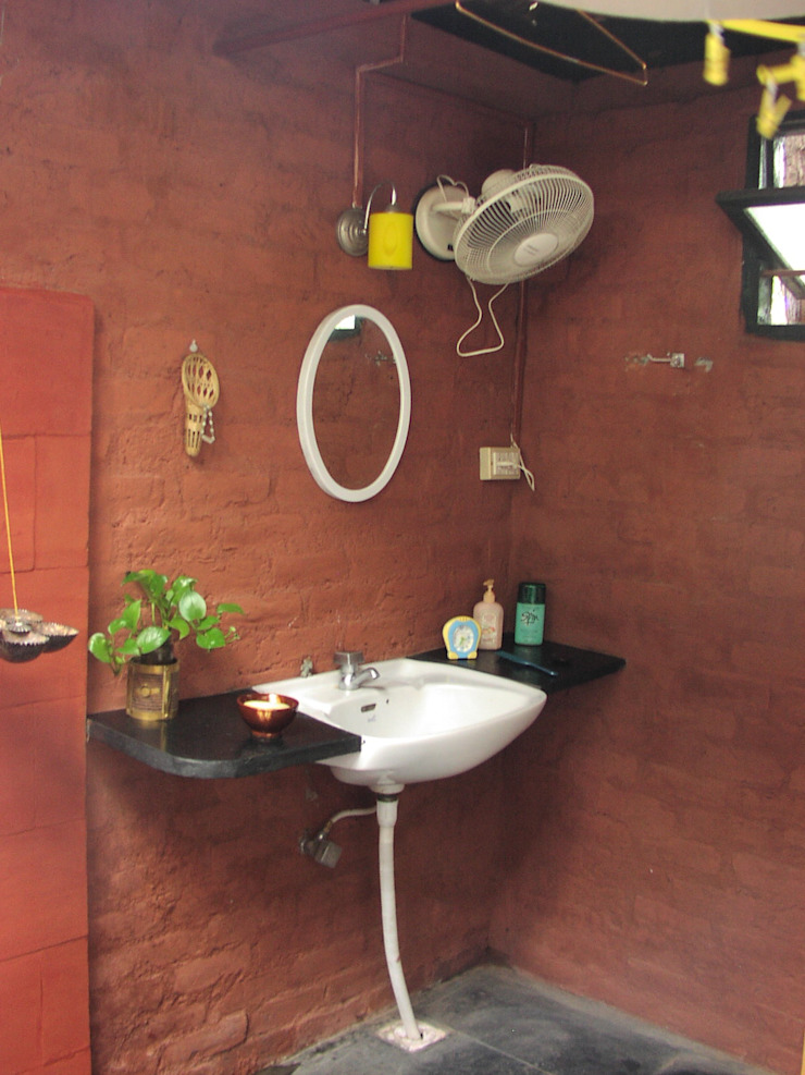 Benny Kuriakose Salle de bain asiatique