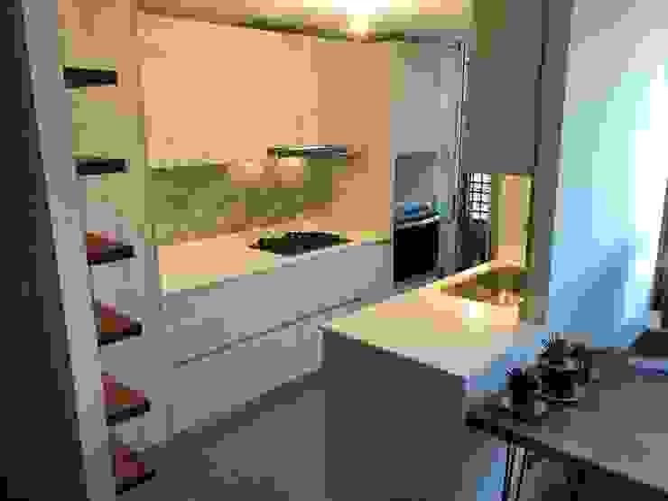 Dimensiona Hogar Small kitchens