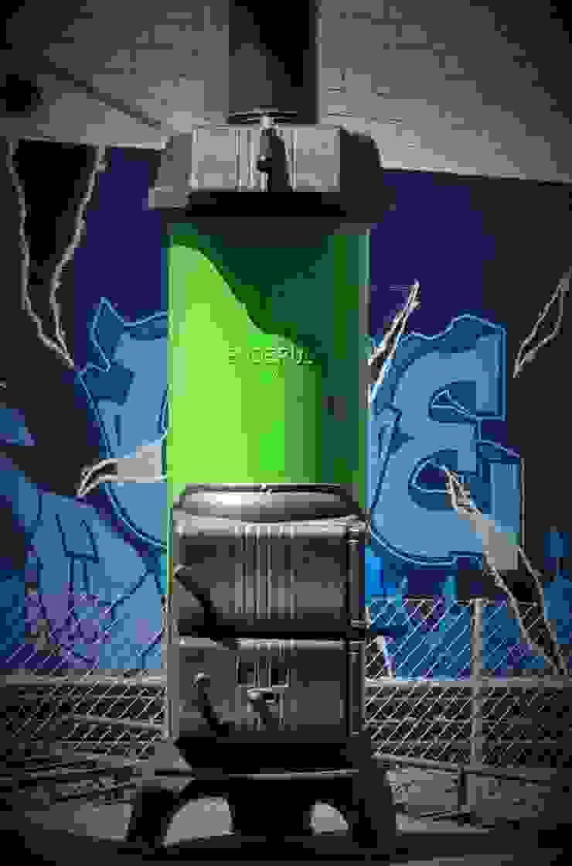 Perler Ofen GmbH Сад Метал Зелений