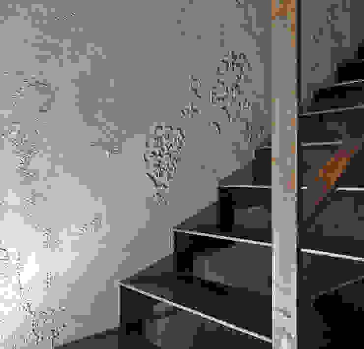 Dettaglio parete materica di viemme61 Classico