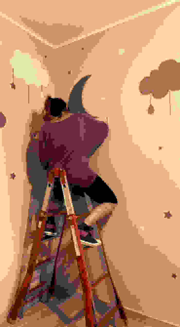 Fotografia durante i lavori di pittura di viemme61 Classico