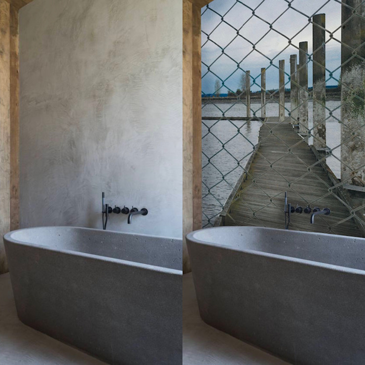 Creativespace Sartoria Murale Ванна кімнатаВанни та душові