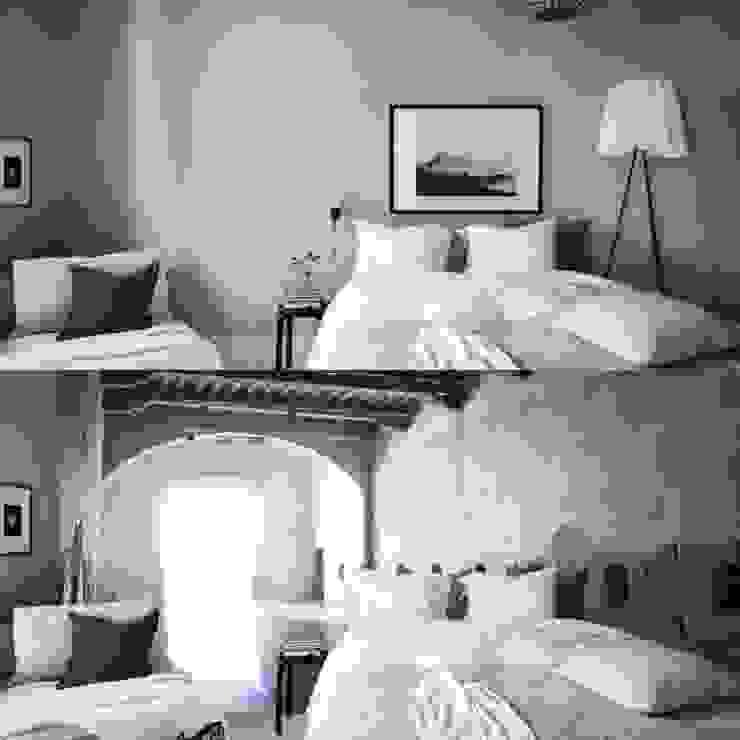 Creativespace Sartoria Murale СпальняЛіжка та спинки
