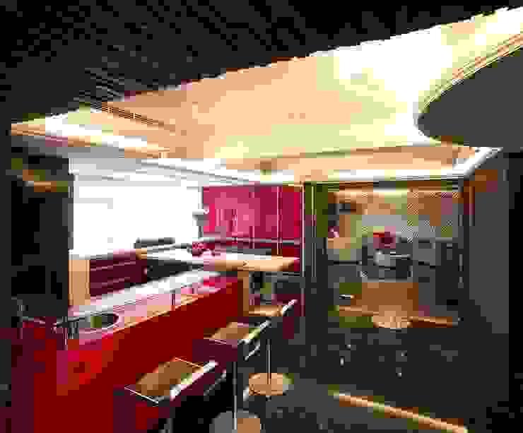 廚房 台中室內建築師|利程室內外裝飾 LICHENG Kitchen