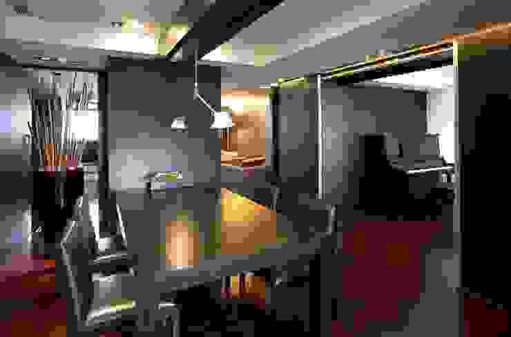 台中室內建築師|利程室內外裝飾 LICHENG Klassische Arbeitszimmer