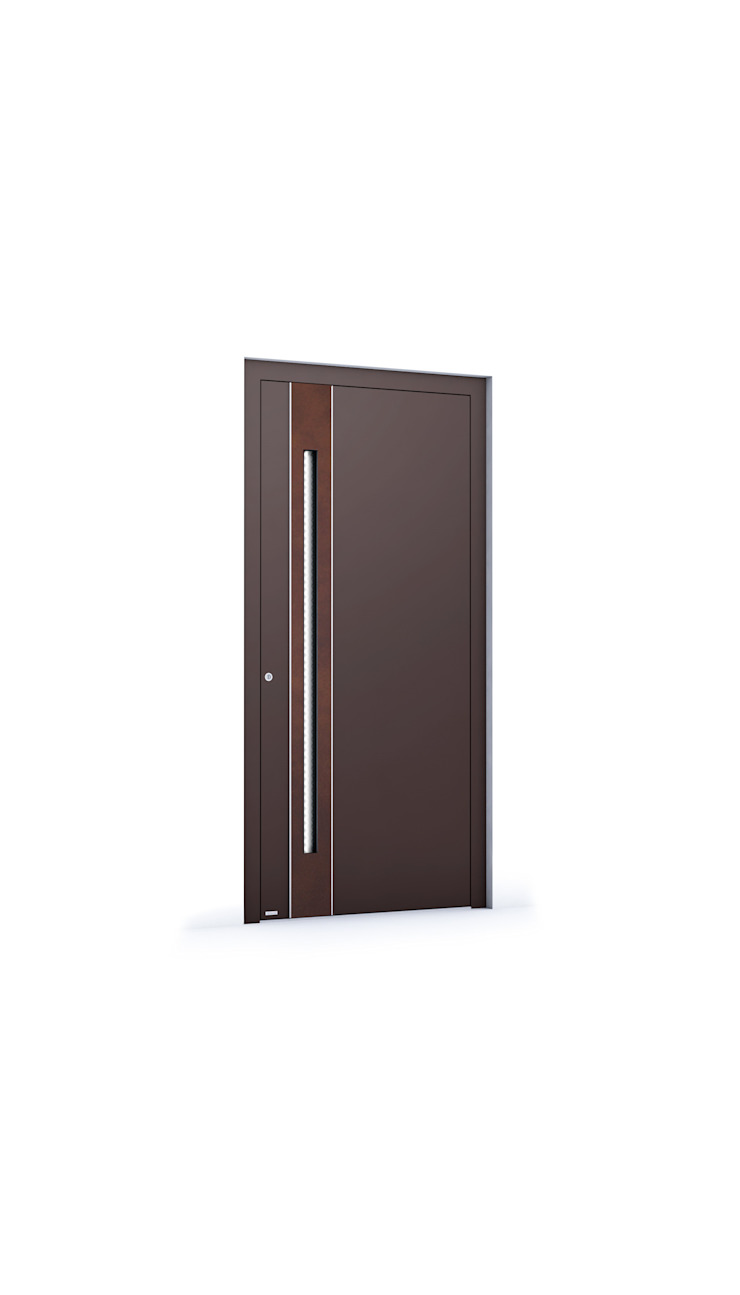 RK Exclusive Doors - Model RK 5030 RK Exclusive Doors 門 鋁箔/鋅 Brown