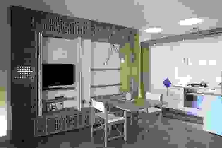 Architetto Alessandro spano ห้องนั่งเล่น
