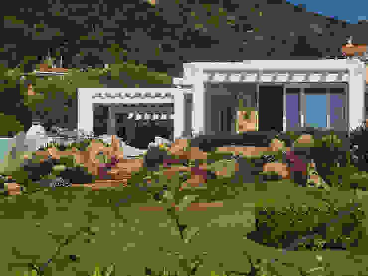 Architetto Alessandro spano Moderne Häuser