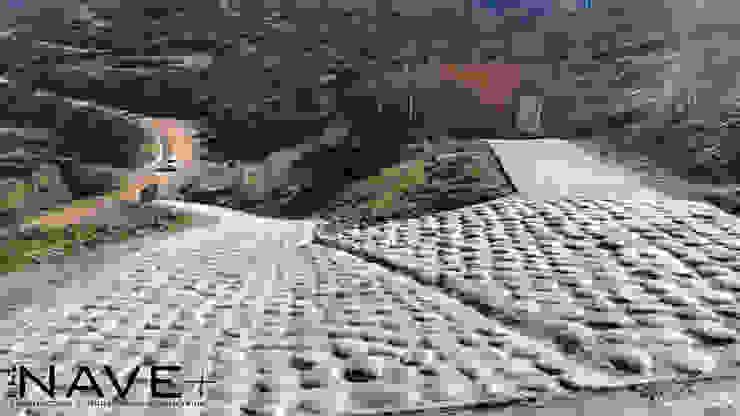 Vivienda Dúplex. CerroCristal, Curicó. Casas de estilo mediterráneo de Nave + Arquitectura & Modelación Paramétrica Mediterráneo