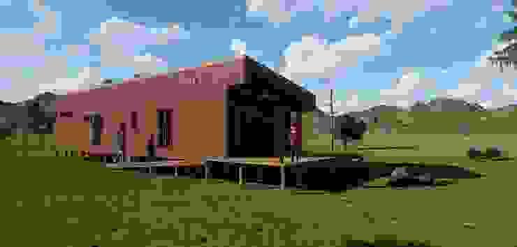 Nave + Arquitectura & Modelación Paramétrica Casas minimalistas