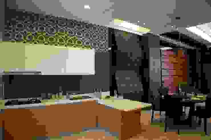 台中室內建築師|利程室內外裝飾 LICHENG Kitchen