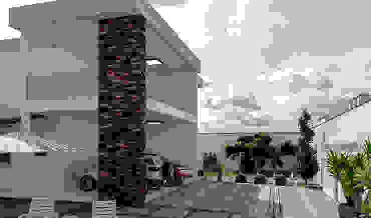 TN Arquitetura e Urbanismo Modern houses
