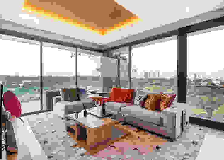 One Robin Asian style living room by Mr Shopper Studio Pte Ltd Asian