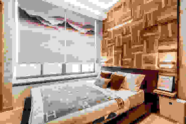 One Robin Asian style bedroom by Mr Shopper Studio Pte Ltd Asian