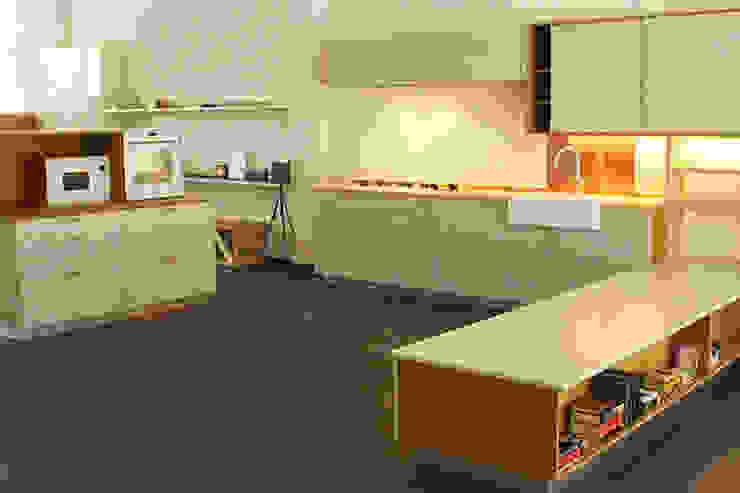 aire Komo cocinas Cocinas de estilo clásico