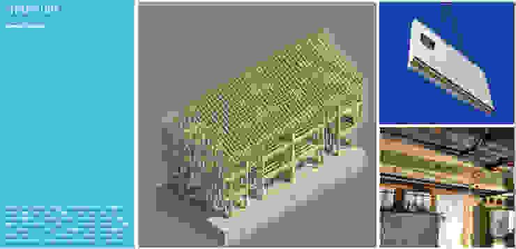 Strutture portanti prefabbricate Case moderne di C.M.E. srl Moderno