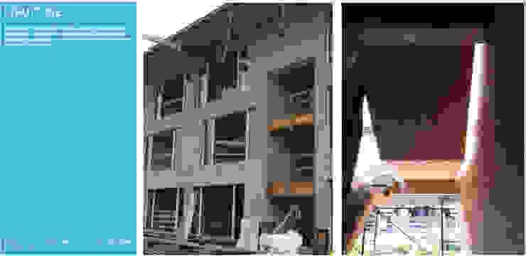 Balconi e scale Case moderne di C.M.E. srl Moderno