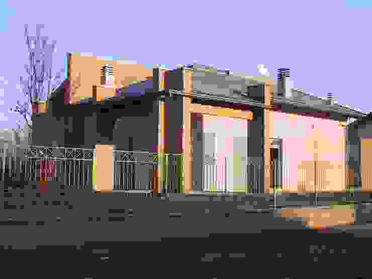 Vista esterna C.M.E. srl Villa