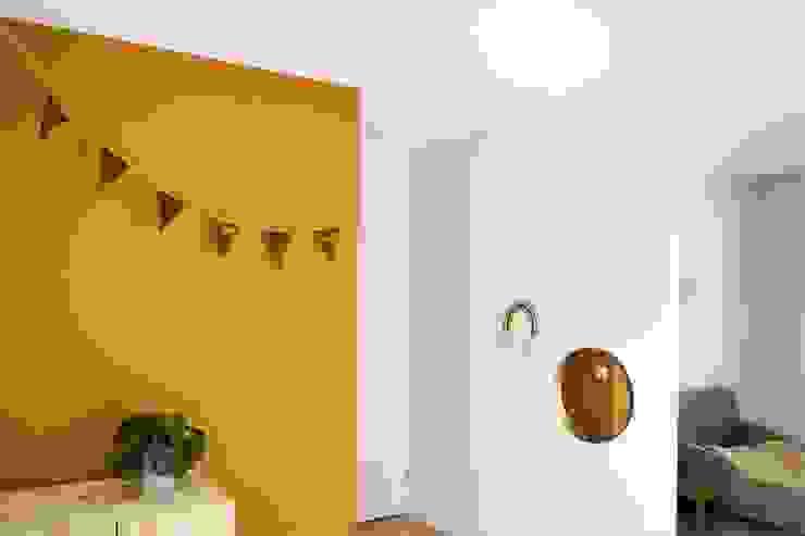 Interieurontwerp en interieurstyling voor kinderslaapkamers. Moderne kinderkamers van SunStyling Modern