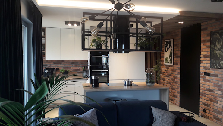 Nortberg Dapur built in