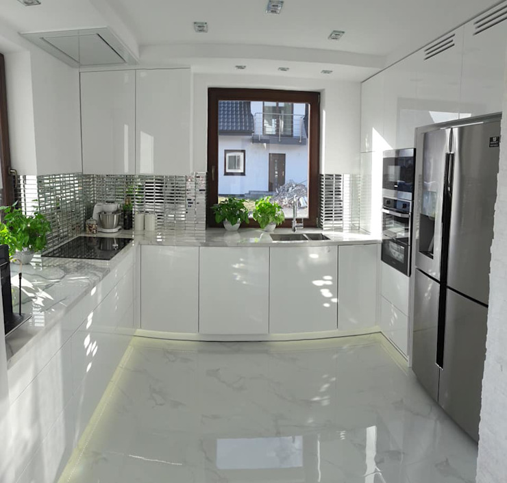 Nortberg Built-in kitchens White