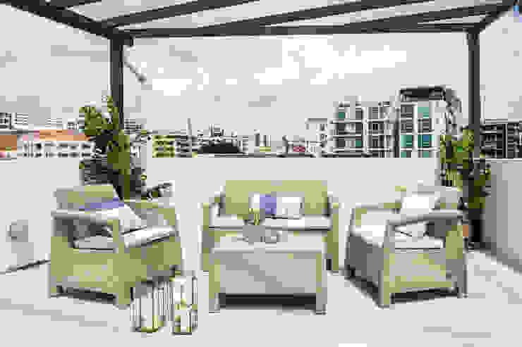 Mr Shopper Studio Pte Ltd Balcony