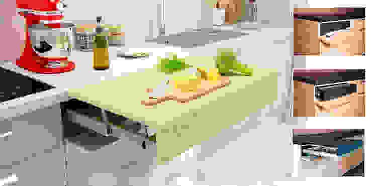 OPLA' TOP Atim Spa CucinaPiani di lavoro Alluminio / Zinco