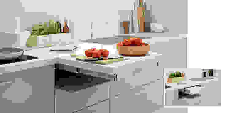 FLIP TOP Atim Spa CucinaPiani di lavoro Alluminio / Zinco
