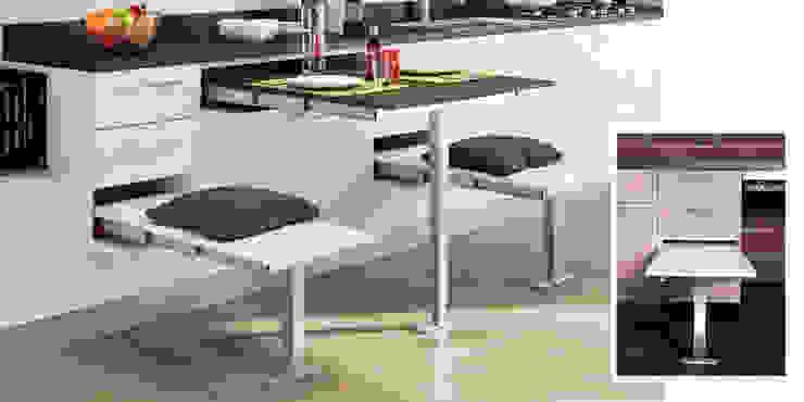 T-BENCH Atim Spa CucinaTavoli & Sedie Alluminio / Zinco