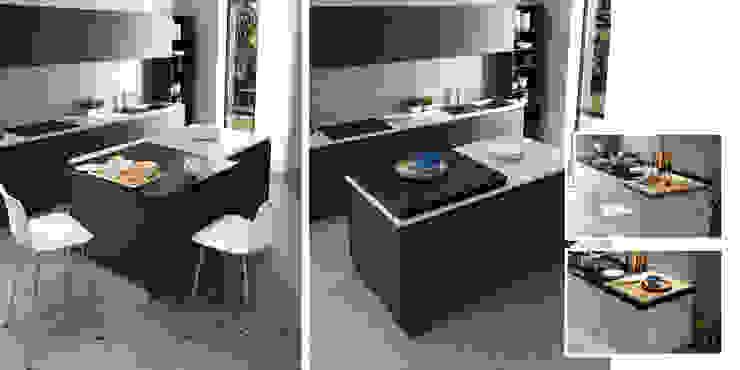 Atim Spa KitchenBench tops Aluminium/Zinc