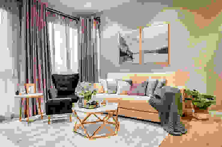 Principal Garden Modern living room by Mr Shopper Studio Pte Ltd Modern