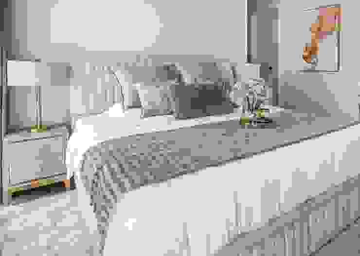Principal Garden Modern style bedroom by Mr Shopper Studio Pte Ltd Modern