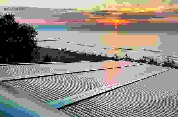 Inteligentne Rolety Bubendorff Roof Aluminium/Zinc