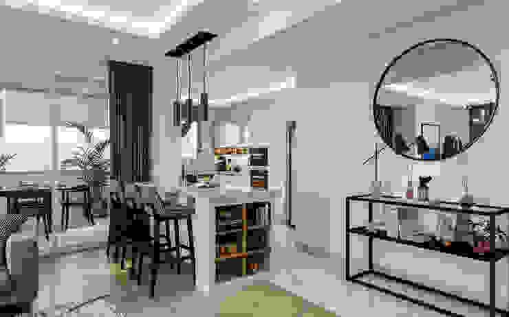 Çalık Konsept Mimarlık – Antre ve Mutfak: modern tarz , Modern